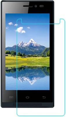 LootMela Tempered Glass Guard for Intex Aqua Y2 Plus(Pack of 1)