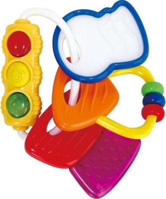 Ole Baby BPA Teether(Orange)