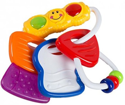 Ole Baby BPA Teether(Red)