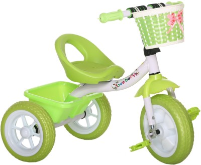Lotto LC002-GREEN LC002-GREEN Tricycle(Green)