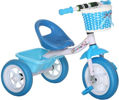 Lotto LC002-BLUE LC002-BLUE Tricycle(Blue)