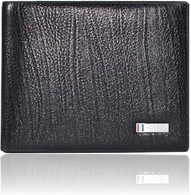 BogesiMen Black Artificial Leather Wallet 8 Card Slots  Bogesi Wallets