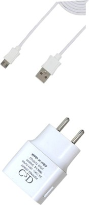 C2D X1 Mobile Charger White