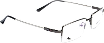 Clubmaster Half Rim Rectangle Frame(45 mm)