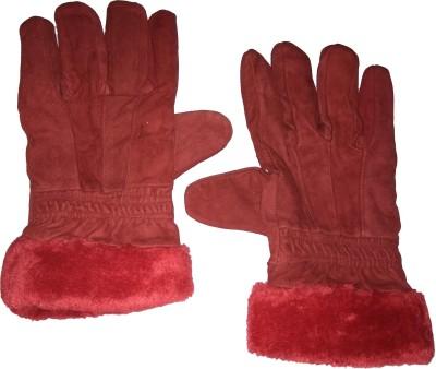 Aadikart Solid Protective Women Gloves at flipkart