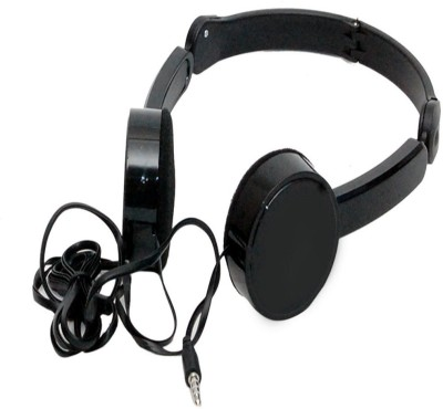 NZ latest best quality headphones Wired Headphone(Black, Over the Ear)