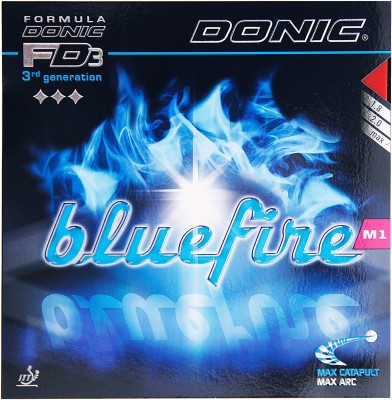 Donic Bluefire M1 Max Table Tennis Rubber(Red)