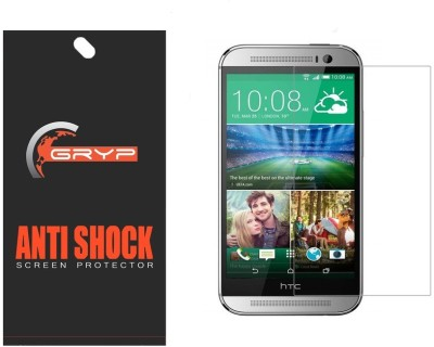 GRYP Screen Guard for HTC ONE M8(Pack of 1)