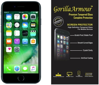 Gorilla Armour Impossible Screen Guard for Apple iPhone 7 Plus(Pack of 1)