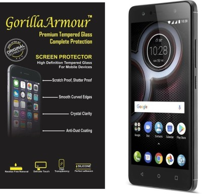 Gorilla Armour Impossible Screen Guard for Lenovo K8 Plus(Pack of 1)