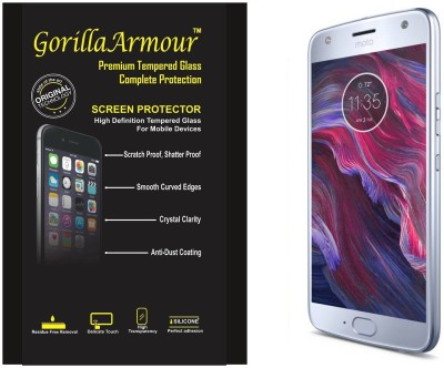 Gorilla Armour Impossible Screen Guard for Motorola Moto X4(Pack of 1)