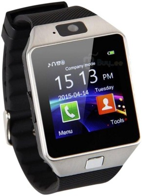 JM 657NWSMRT Smartwatch(Silver Strap Regular) at flipkart