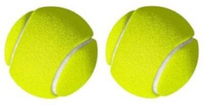 GLS Cricket Tennis Ball Superior Grip High Bounce Standard Size - Pack of 2 (Green) Cricket Tennis Ball(Pack of 2, Green)  available at flipkart for Rs.130