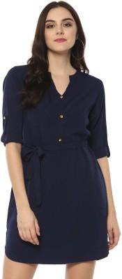 Zuziz Women Shirt Blue Dress