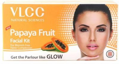 VLCC Papaya Fruit and Part Glow Facial Kit