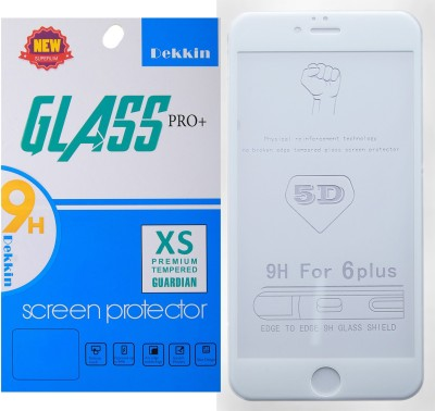Dekkin Edge To Edge Tempered Glass for Apple iPhone 6 Plus
