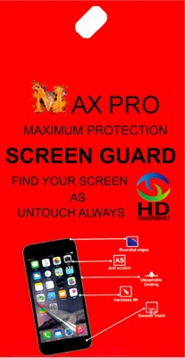 Maxpro Screen Guard for Diamond Screen Guard Apple iPod Touch 6(Pack of 1)