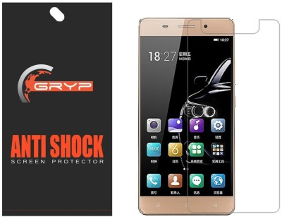 GRYP Impossible Screen Guard for Gionee Marathon M5 Lite(Pack of 1)