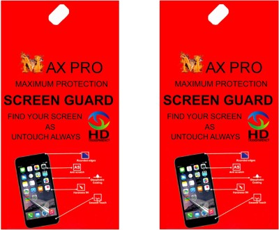 Maxpro Screen Guard for Diamond Screen Guard Apple iPod Touch 6(Pack of 2)