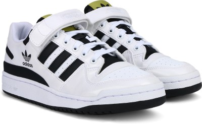 chaussures de sport 6da97 c7547 ADIDAS ORIGINALS FORUM LO Sneakers For Men(White)