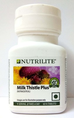 Amway Nutrilite Milk Thistle With Dandelion (60 Capsules)