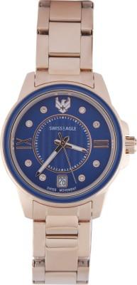 Swiss Eagle SE-9120-44  Analog Watch For Women