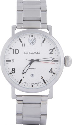 Swiss Eagle SE-9121-22  Analog Watch For Men