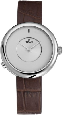 Titan 90060SL01 WE Analog Watch For Women