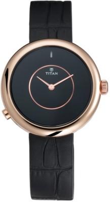 Titan 90060WL02 WE Smart Analog Watch For Women