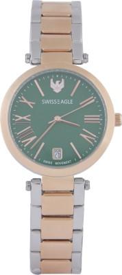 Swiss Eagle SE-9119-44  Analog Watch For Women
