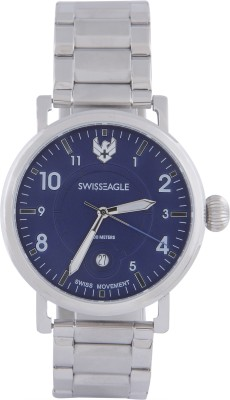 Swiss Eagle SE-9121-33  Analog Watch For Men