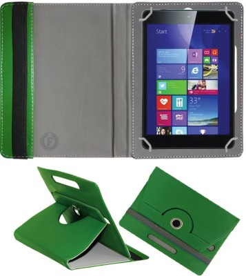 Fastway Book Cover for Iball Slide Wq32(Green, Cases with Holder)