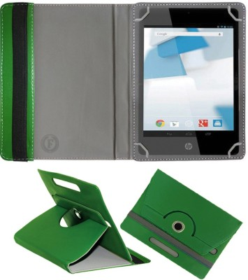 Fastway Book Cover for HP Pro Slate 8(Green, Cases with Holder)