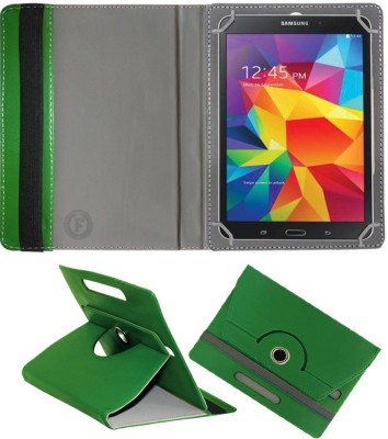 Fastway Book Cover for Samsung Galaxy Tab 3 T311 Tablet(Green, Cases with Holder)