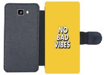 Mobile Freak Flip Cover for Samsung Galaxy J7 Prime Multicolor