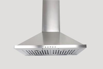 GLEN Cooker hood 6075 SS Chimney