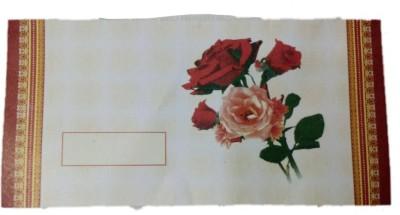 Shreeji Decoration Printed Paper Gift Rose Envelope Envelopes(Pack of 25 Multicolor)  available at flipkart for Rs.95