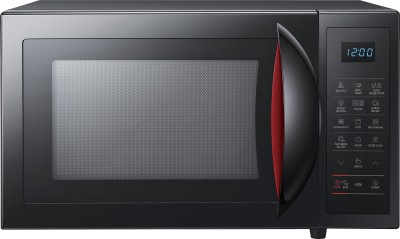 Samsung 28 L Slim Fry Convection Microwave Oven(CE1041DSB2/TL, Black)