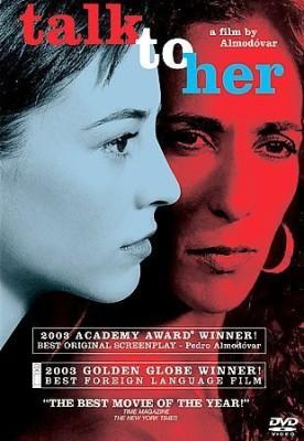 TALK TO HER (HABLA CON ELLA)(DVD English)