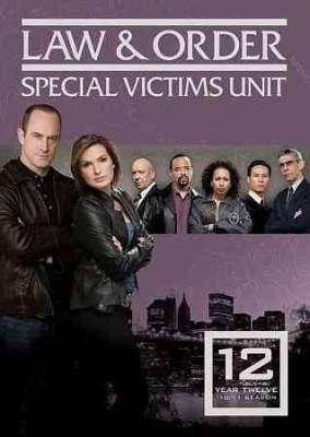 LAW & ORDER:SPECIAL VICTIMS UN SSN 12(DVD English)