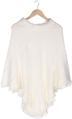 Icable wool Poncho