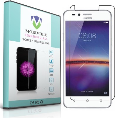 MOBIVIILE Tempered Glass Guard for Honor Bee 2(Pack of 1)