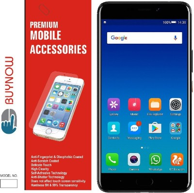 Buynow Tempered Glass Guard for Gionee A1 Plus(Pack of 1)