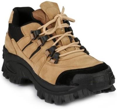 aadi MEN's Boots For Men(Beige)