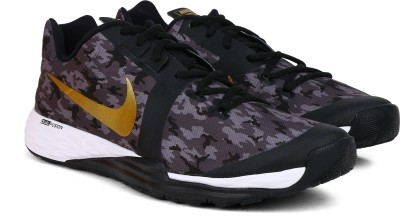 Nike TRAIN PRIME IRON DF SP Training Shoes For Men(Black) 1