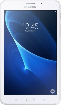 View Samsung Galaxy Tab A 8 GB 7 inch with Wi-Fi+4G Tablet(White)  Price Online