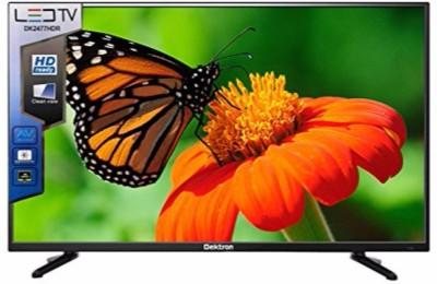 Dektron 60 cm (24 inch) HD Ready LED TV(DK2477HDR) (Dektron)  Buy Online