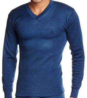 Shopping Store Winters Woolen Thermal Wear Only Top Full Sleeve For Men & Boys Body Warmer/ Winter Innerwear - Pack of 1 Inner wear Top Men's Top