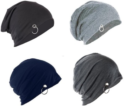 BnB Ring Beanie Cap(Pack of 4)
