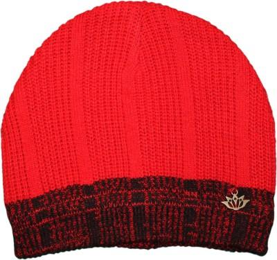 FRIENDSKART Solid Solid Printed Men's Sports Fur Woollen winter Skull Cap Cap Cap Cap Cap  available at flipkart for Rs.299